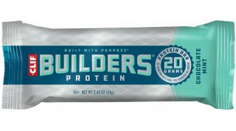 Clif Bar Builder`s Protein Bar Chocolate Mint (巧克力-Minze)