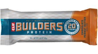 Clif Bar Builder`s Protein Bar Chocolate Peanut Butter (Schokolade-Erdnussbutter) 68g-Riegel