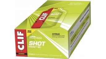 Clif Shot Gel Citrus (Zitrus)