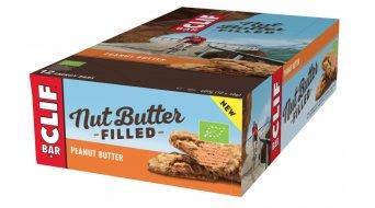 Clif Bar Nut Butter Filled Riegel Peanut Butter (Erdnussbutter) Box mit 12*50g-Riegel
