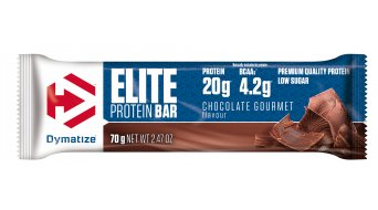 Dymatize Elite Bar Low Sugar 70g energetická tyčinka Chocolate
