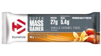 Dymatize Super Mass Gainer 90g barre Vanilla Caramel Fudge- limite de consommation 09/2017