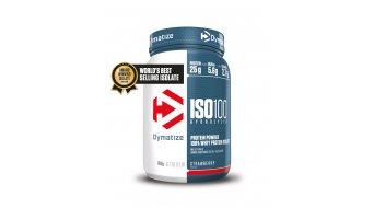Dymatize ISO 100 Molkeprotein polvere 900g lattina