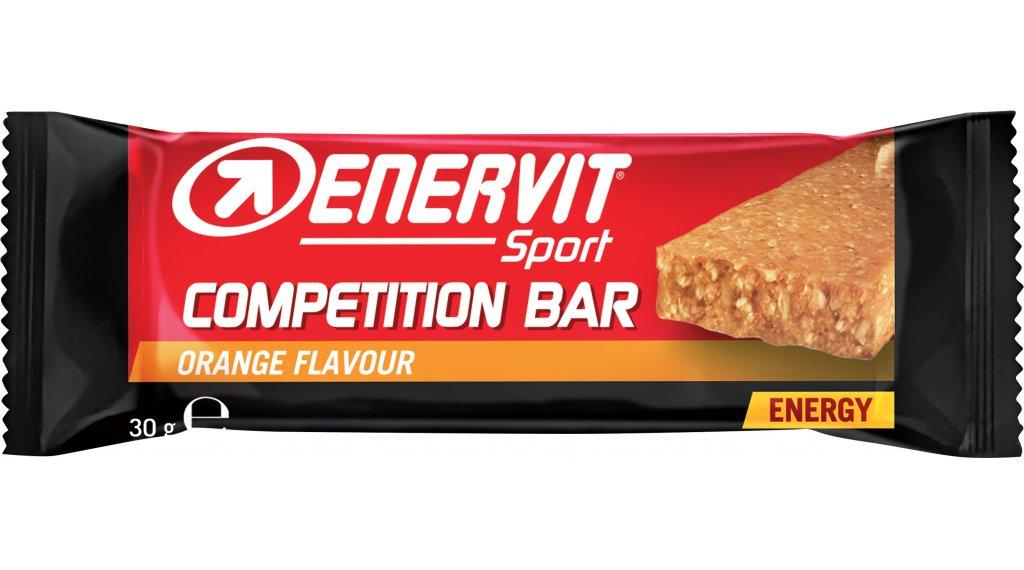 Enervit Sport Competition Bar Orange Box con 25*30g- barra (glutenfrei)