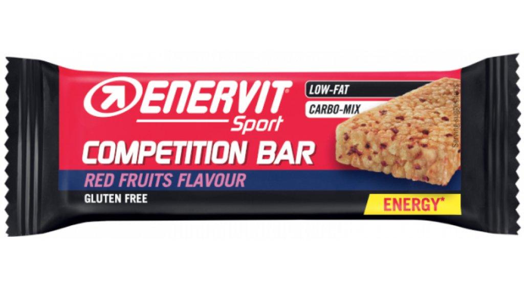 Enervit Sport Competition Bar Redfruit 30g- barra (glutenfrei)