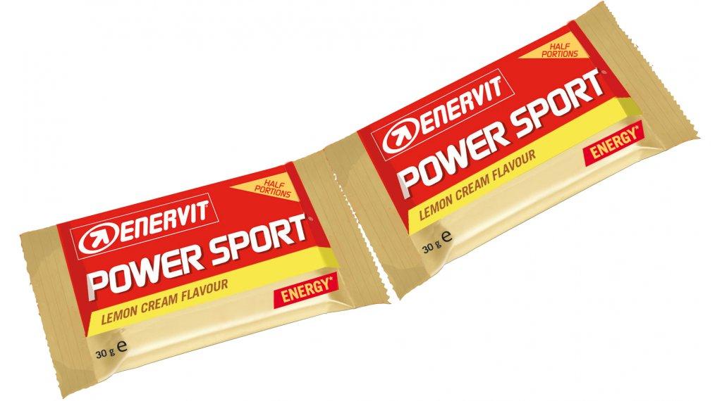 Enervit Sport Performance Bar Lemon Cream Box mit 28*2*30g-Riegel