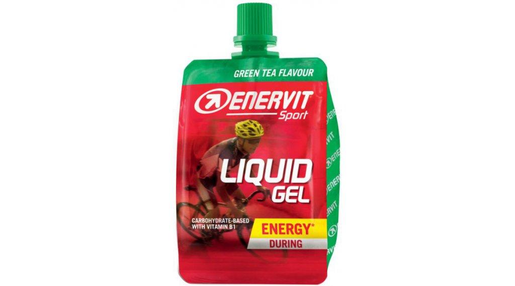 Enervit Sport Liquid Gel Green Tea 60ml-Beutel