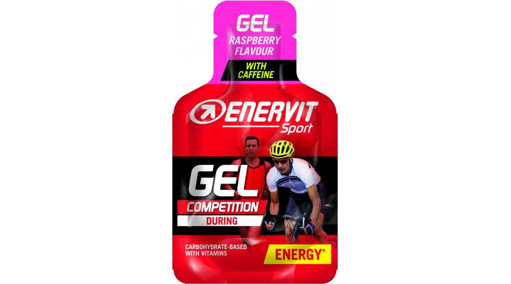 Enervit Sport Gel Raspberry Box mit 24*25ml-Beutel (mit Koffein)