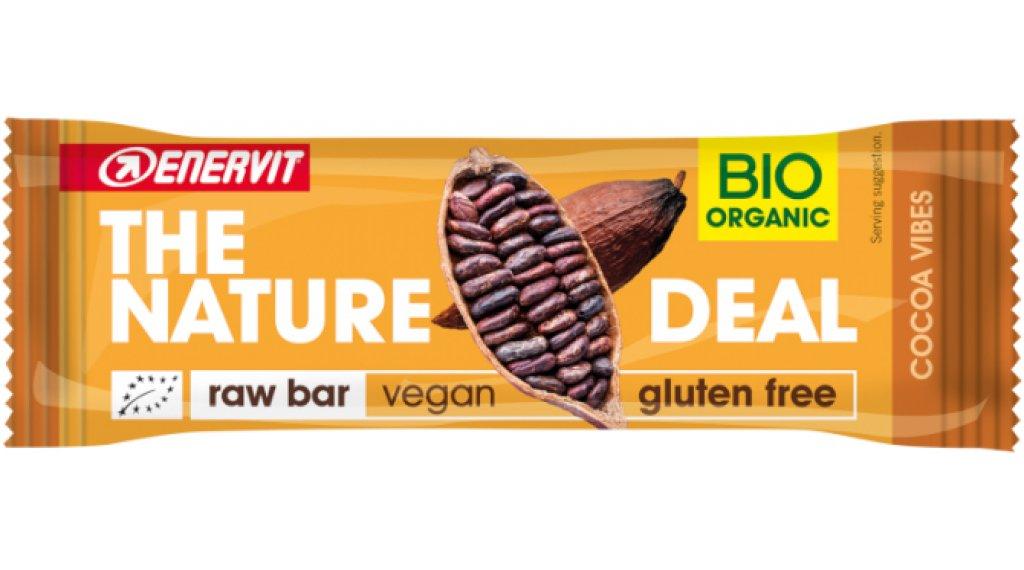 Enervit Sport Nature Deal RawBar Cacao Vibes 30g-Riegel
