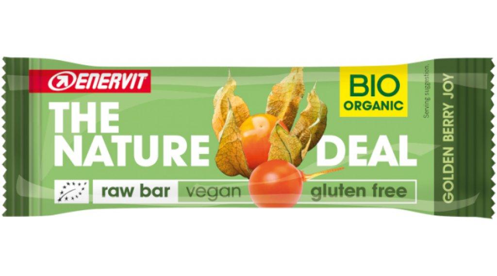 Enervit Sport Nature Deal RawBar Golden Berry Joy 30g-Riegel