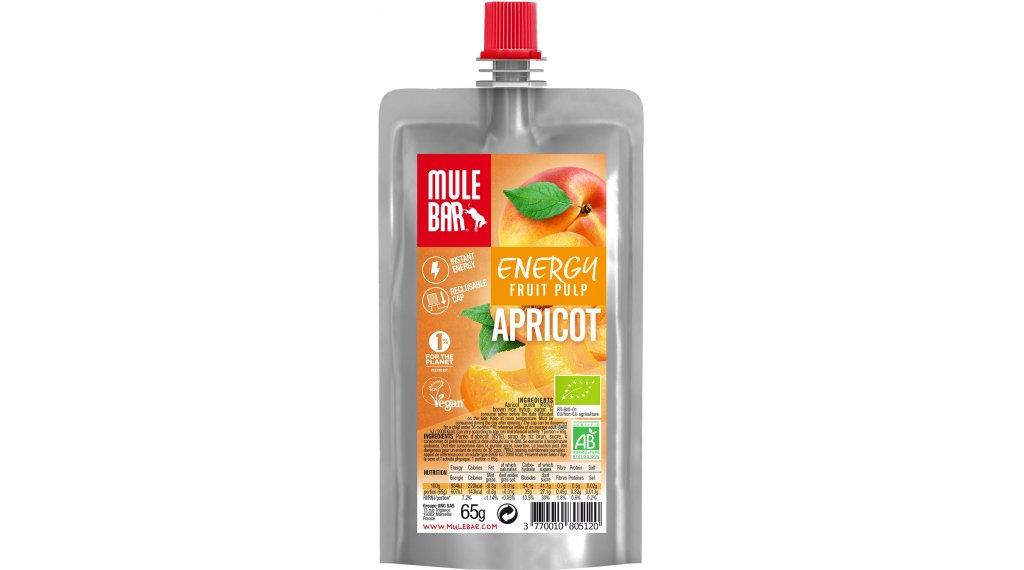 MuleBar Fruit Pulp Apricot (Aprikose) 65g-Beutel