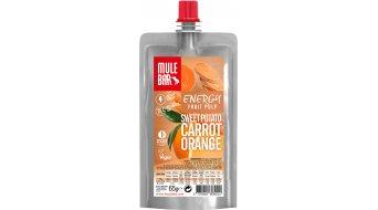 MuleBar Fruit Pulp Sweet Potato Carrot Orange (Süßkartoffel/Karotte/Orange)