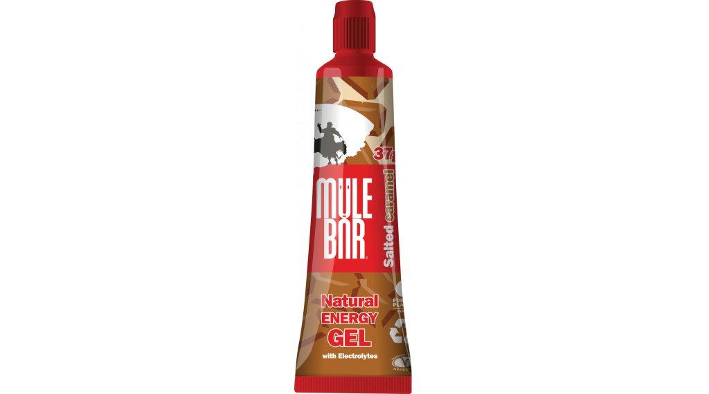 MuleBar Kicks Energy Gel Salted Caramel (Karamell) 37g-Beutel