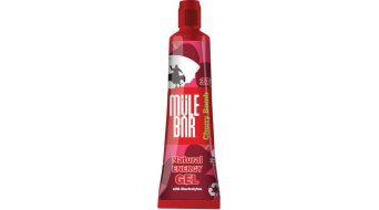 MuleBar Kicks Energy gel 37g Cherry Bomb (cerise)