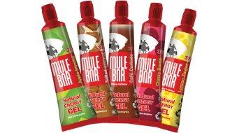 MuleBar Kicks Energy gel Mixed- BOX s 24 sáček á 37 g