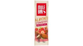 MuleBar ReFuel Protein Almond Strawberry (Mandel/strawberry ) vegan 42g- bar