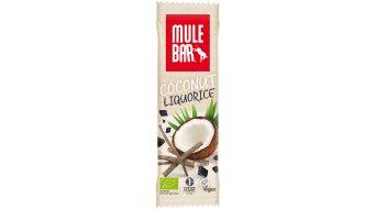 MuleBar Coconut Liquorice (Lakritze/Kokos) 40g-Riegel