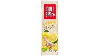 MuleBar Lemon Ginger (Zitrone/Ingwer) 40g- bar