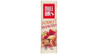 MuleBar Peanut Raspberry (Erdnuss/Himbeere) 40g-Riegel