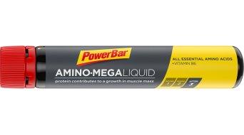 PowerBar Amino Mega Liquid geschmacksneutral Box mit 20*25ml-Ampulle