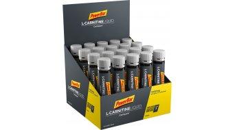 PowerBar L-Carnetin Liquid geschmacksneutral Box mit 20*25ml-Ampulle