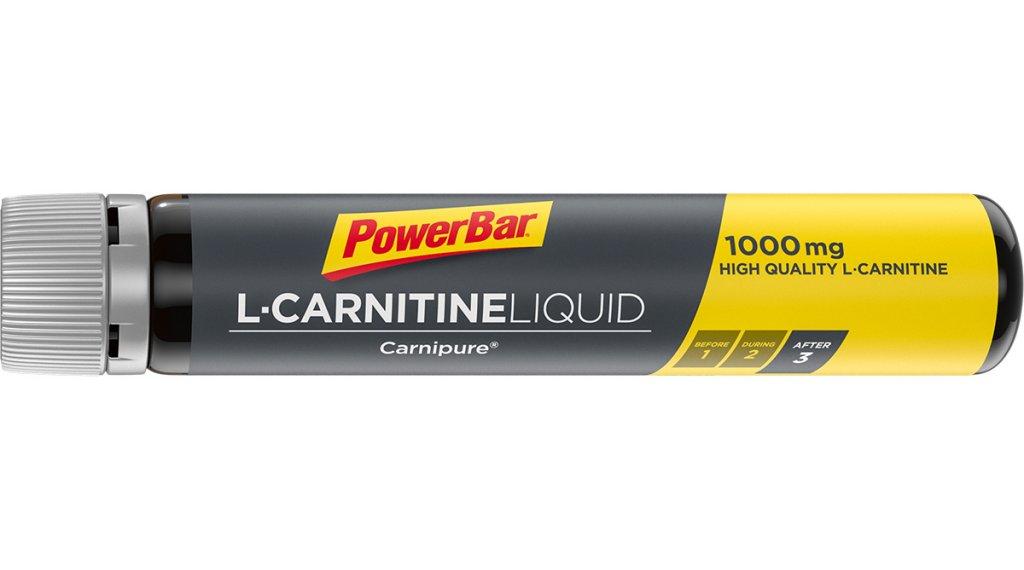 PowerBar L-Carnetin Liquid geschmacksneutral 25ml-Ampulle