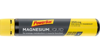 PowerBar Magnesium Liquid Citrus Box s 20*25ml-Ampulle