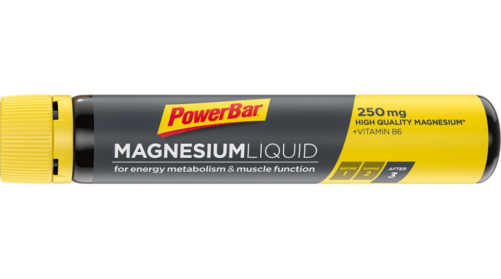 PowerBar Magnesium Liquid Citrus 25ml-Ampulle