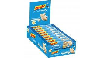 PowerBar Clean Whey Vanilla-Coconut-Crunch Box mit 18*45g-Riegel