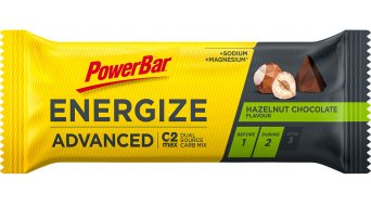 PowerBar Energize Advanced Choco Hazelnut 55g-Riegel