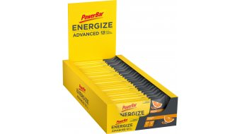 PowerBar Energize Advanced Orange Box mit 25*55g-Riegel