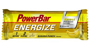 PowerBar Energize Banana Punch 55 gr.-barrita
