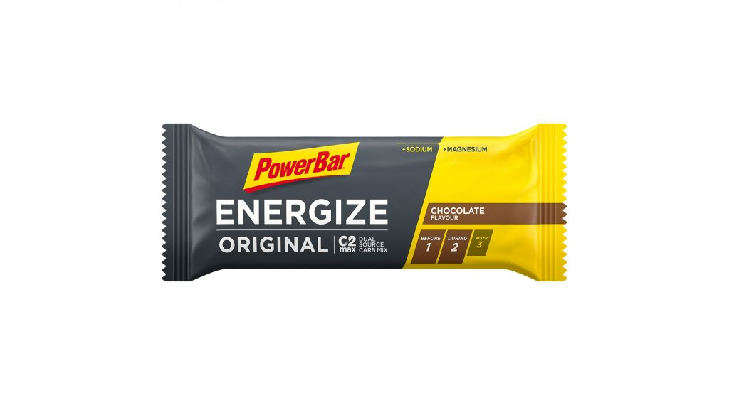 PowerBar Energize Original Chocolate 55克-能量棒