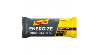 PowerBar Energize Original Cookies & Cream Box 有25*55克-能量棒
