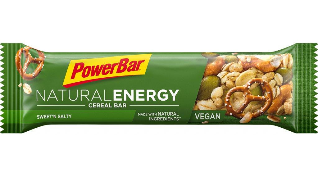 PowerBar Natural Energy Cereal Sweetn Salty 40g-Riegel (vegan)