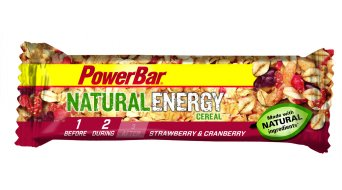 PowerBar Natural Energy Cereal reep