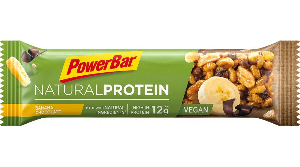 PowerBar Natural Protein Banana Chocolate 40g-Riegel