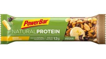 PowerBar Natural Protein Banana Chocolate Box mit 24*40g-Riegel
