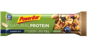 PowerBar Natural Protein Blueberry Nuts Box mit 24*40g-Riegel