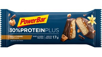 PowerBar Protein Plus 30% Caramel-Vanilla-Crisp Box mit 15*55g-Riegel