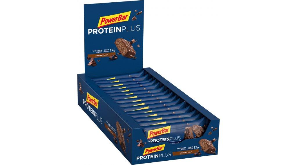 PowerBar Protein Plus 30% Chocolate Box mit 15*55g-Riegel