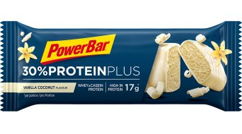 PowerBar Protein Plus 30% Vanilla-Coconut Box mit 15*55g-Riegel
