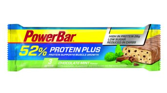 PowerBar Protein Plus 52% Chocolate Mint barre