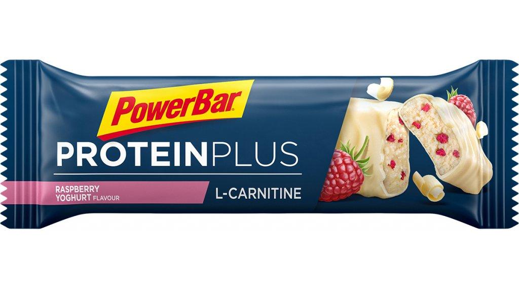 PowerBar Protein Plus L-Carnetin Raspberry-Yoghurt 35g-Riegel