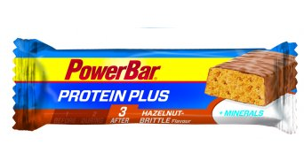 PowerBar Protein Plus Minerals barre