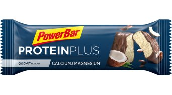 PowerBar Protein Plus Calcium + magnesio Coconut barra