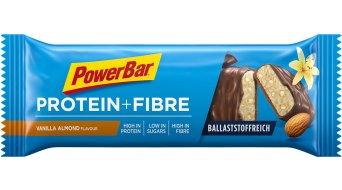PowerBar Protein Plus Fibre Vanilla Almond Box mit 24*35g-Riegel