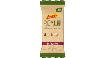 PowerBar Real 5 Goji Cashew 65g-Riegel