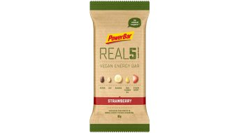 PowerBar Real 5 Strawberry Raisin 65g-Riegel