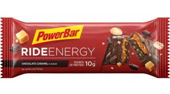 PowerBar Ride Energy Chocolate-karamella 55g-szelet